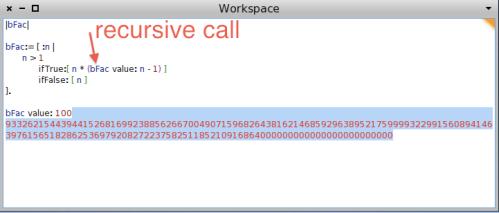 recursive-block