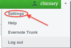 evernote-web-settings