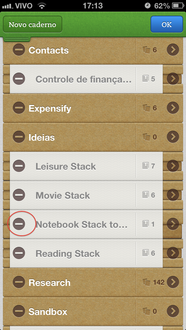 evernote-iphone-remove-notebook-stack-2