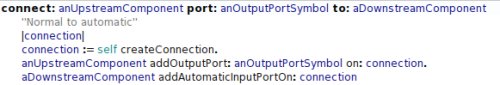 network-connect-port-to