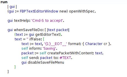 text-editor-run