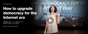 How to upgrade democracy for the Internet era