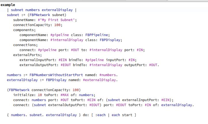 subnet-first-DSL-code