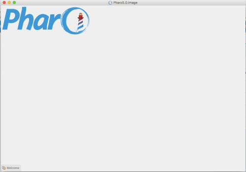 pharo-clean-screen