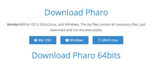 pharo6-download