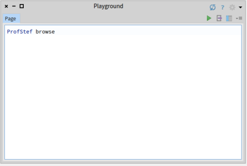 pharo6-playground-with-prof-stef-browse-writed