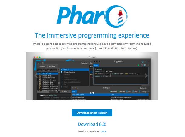 pharo6-welcome