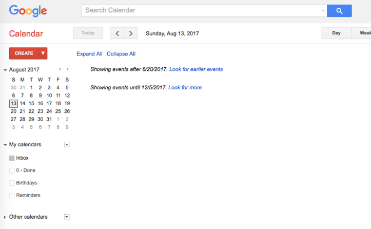 Life Method Calendars